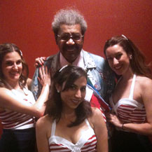 United We Sing with Don King at Fox News