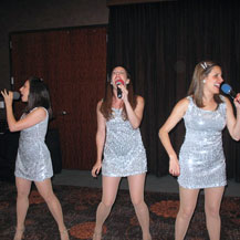 Performing at the Wild Horse Pass Hotel and Casino